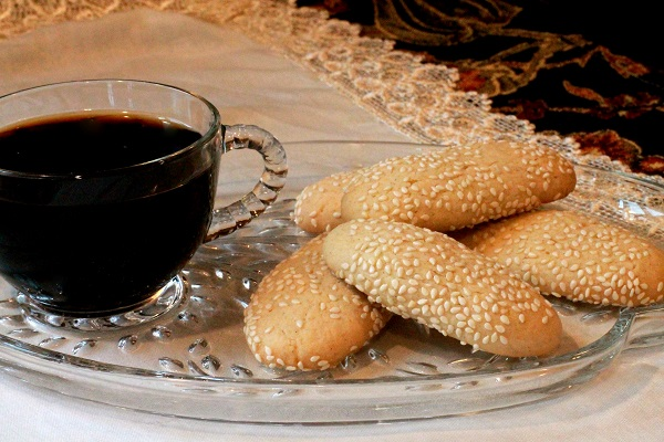 Sesame Cookie (Middle Eastern)