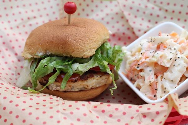 Cod Burgers