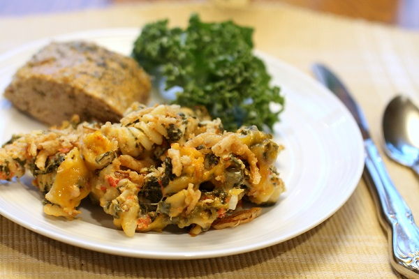Monterey Spinach Rotini