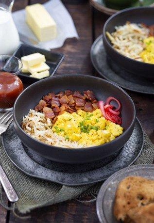 Gluten-Free Breakfast Bowls
