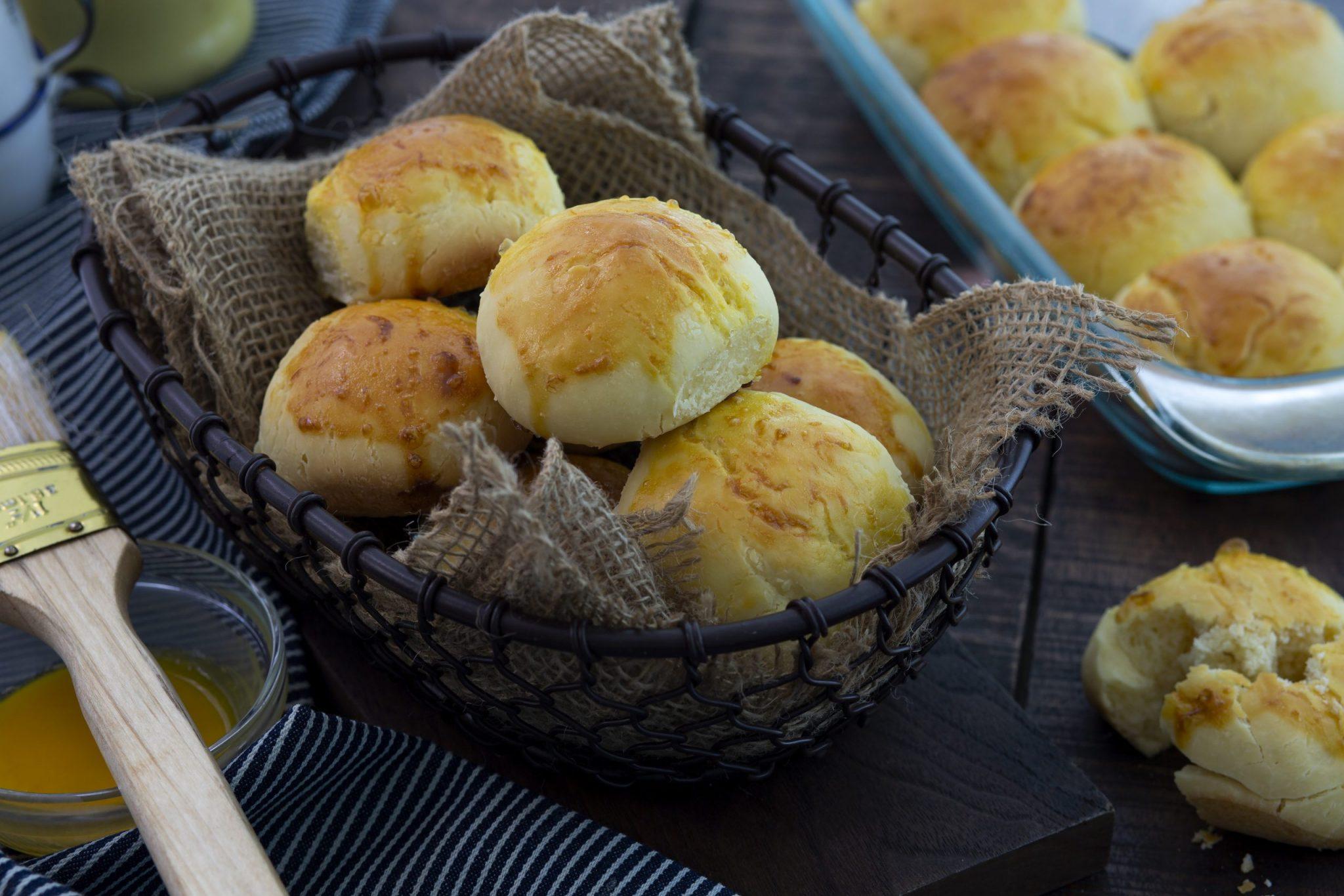 Gluten-Free Hawaiian Sweet Bread Rolls